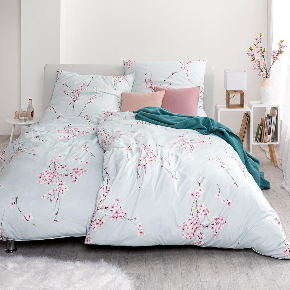 Bettwäsche Kim - Farbe Mint <br> Jetzt entdecken >>