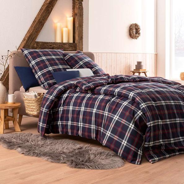 Samt & Seide (Edelflanell) Bettwäsche von ESTELLA | Online-Shop