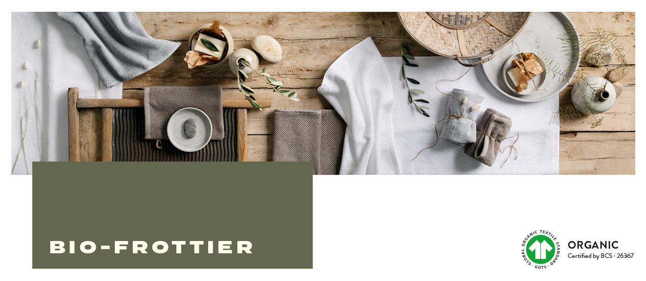 Bio-Frottierwaren Natürlich Estella  | Online-Shop