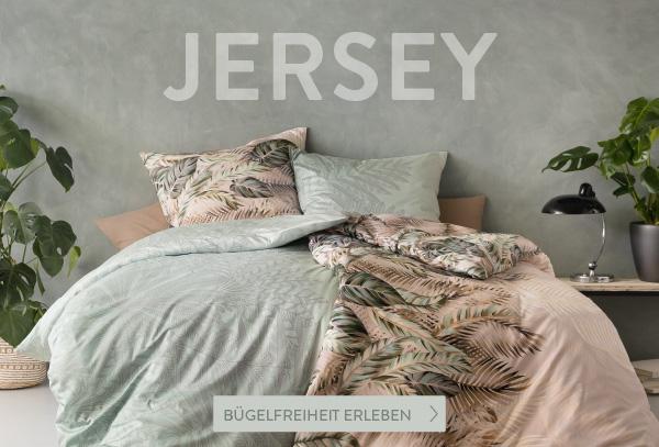 Mako-Interlock-Jersey Bettwäsche von ESTELLA | Online-Shop