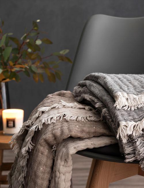 Estella Wohndecke Levanto | Online-Shop