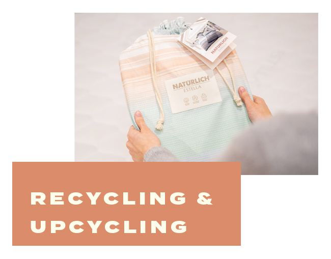 Estella Recycling und Upcycling Verpackung | Online-Shop