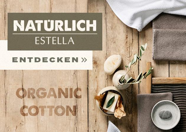 Bio-Frottierserie Natürlich Estella  | Online-Shop