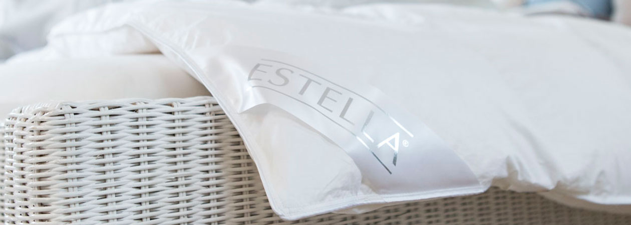 Estella Bettwaren Pflegetipps | Online-Shop