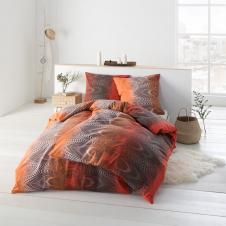 Bettwäsche Tux   rot
