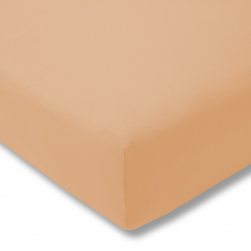 Split-Topper-Spannbetttuch   sand