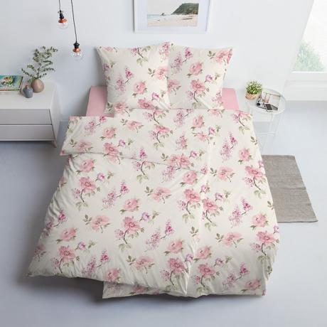 Bettwäsche Estella | rosa