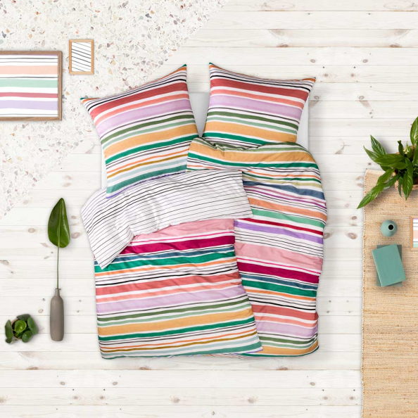 Bettwäsche Polo | multicolor