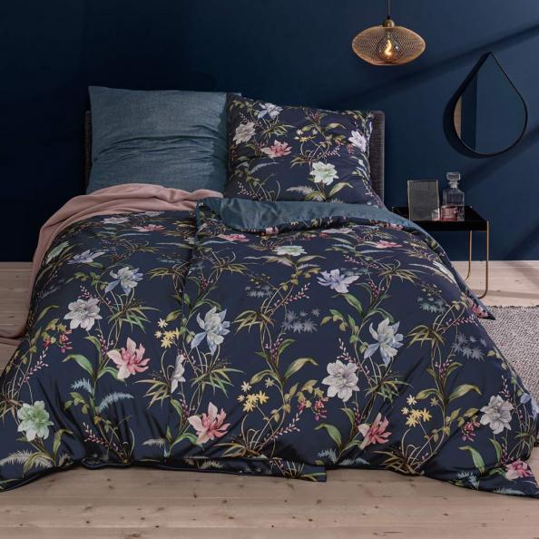 Bettwäsche Seraphina | nachtblau