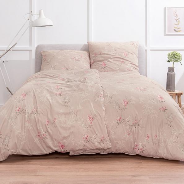 Bettwäsche Xenia   rosa