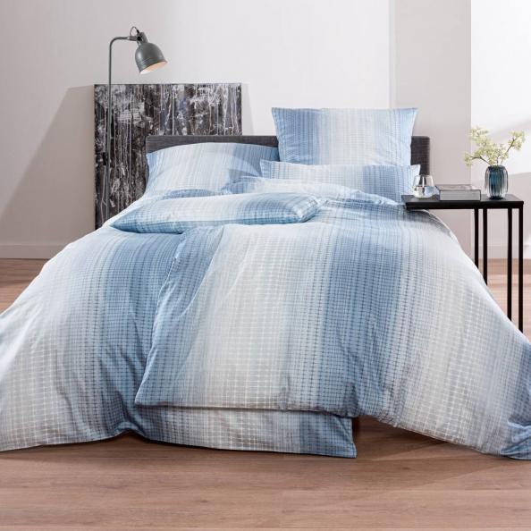 Bettwäsche Askil | blau