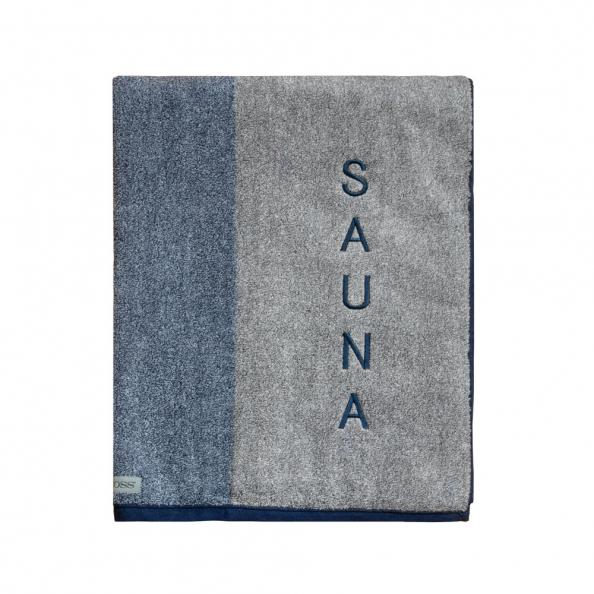 Saunatuch | blau