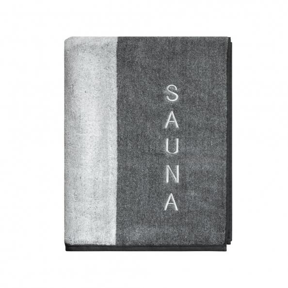 Saunatuch | anthrazit