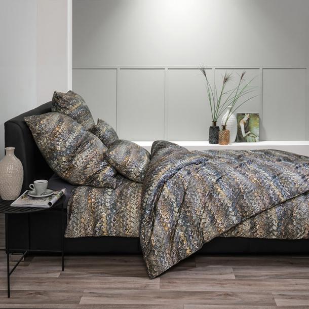 bettw sche chloe gold estella. Black Bedroom Furniture Sets. Home Design Ideas