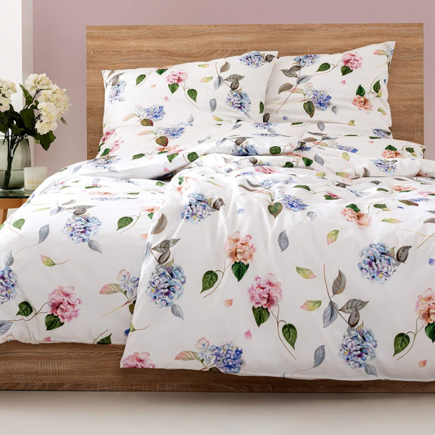 Bettwäsche Hortensia   multicolor