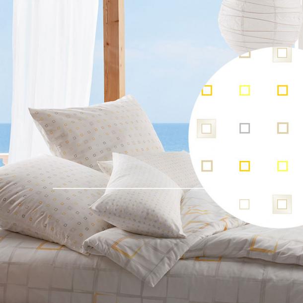 Bettwäsche Tabarca   gelb