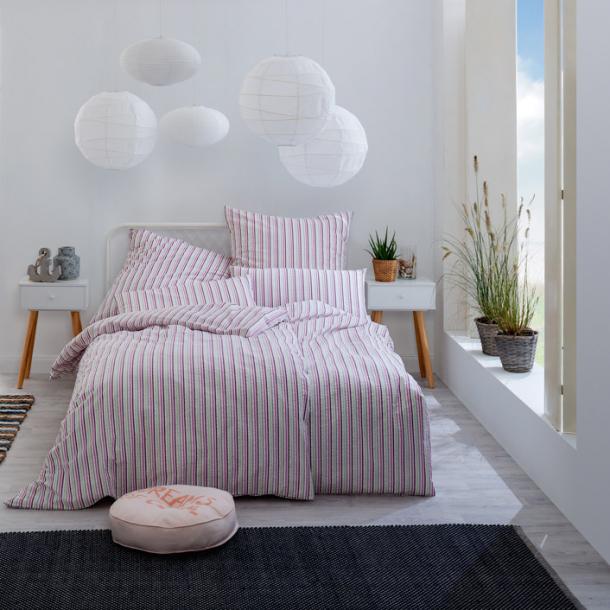 Bettwäsche Flores | pink