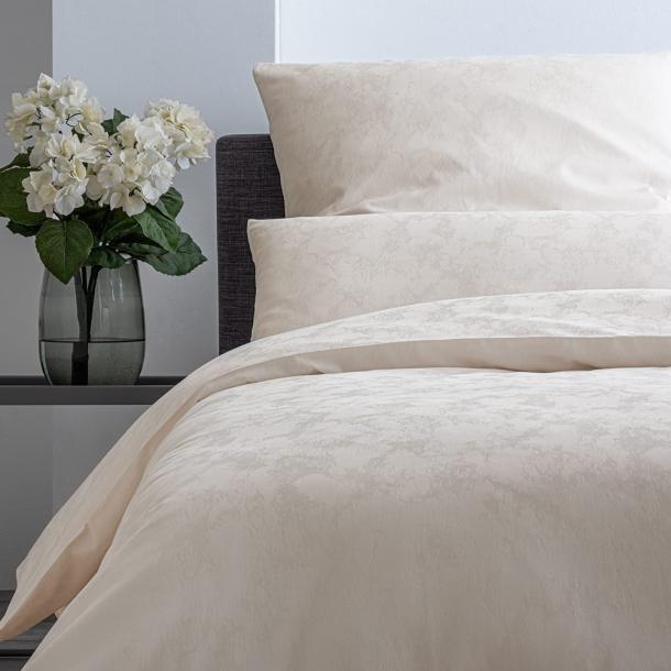 Bettwäsche Carrara   elfenbein