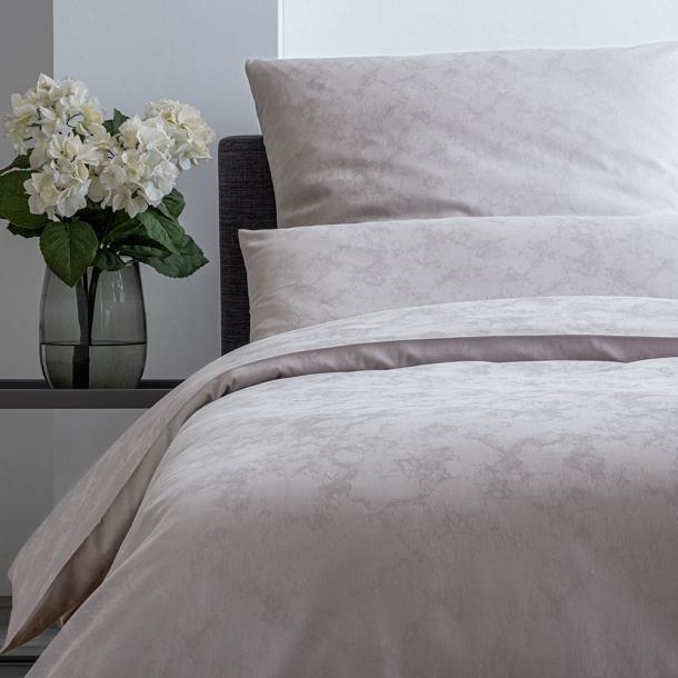 Bettwäsche Carrara | platin