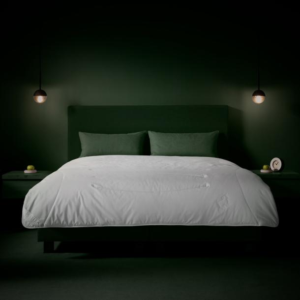 Bettdecke Cashmere Duo | weiss