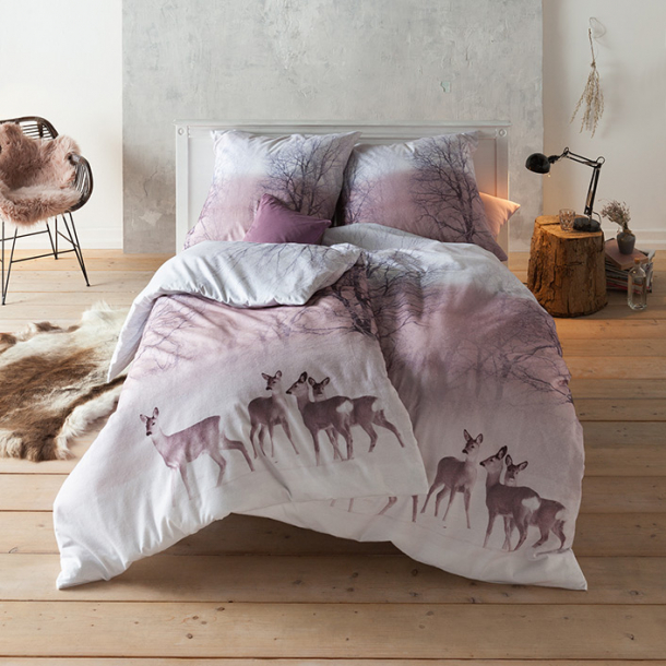 Bettwäsche Bambi | rosenholz