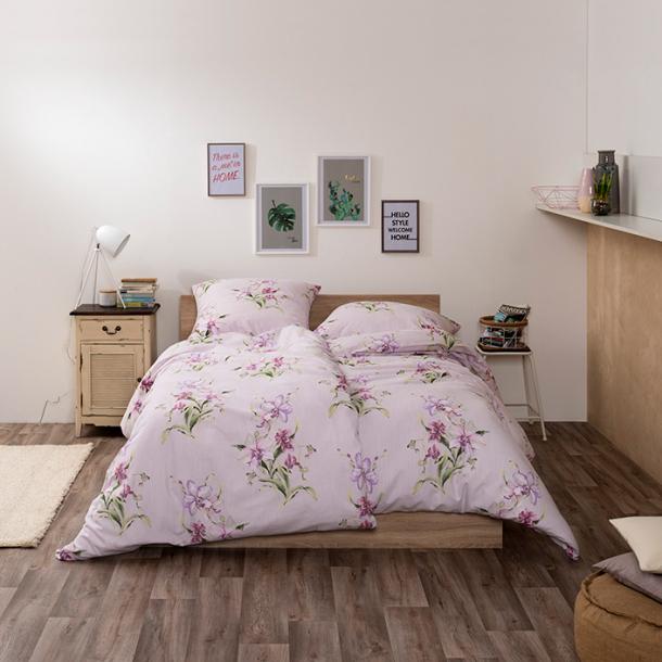 Bettwäsche Sella Ronda   lavendel