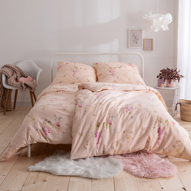 Bettwäsche Arosa | rosa