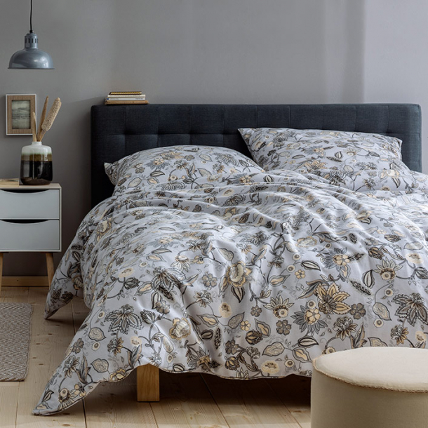Bettwäsche Monterosa | silber