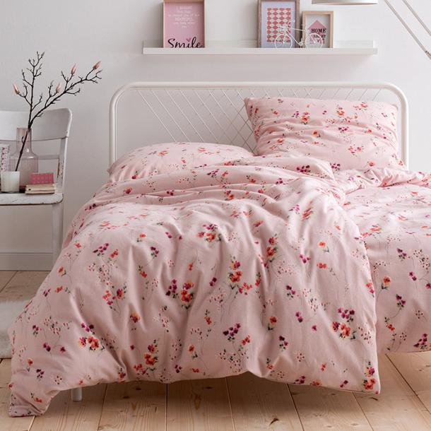 Bettwäsche Abetone   rosa