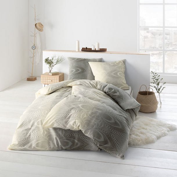 Bettwäsche Tux | vanille