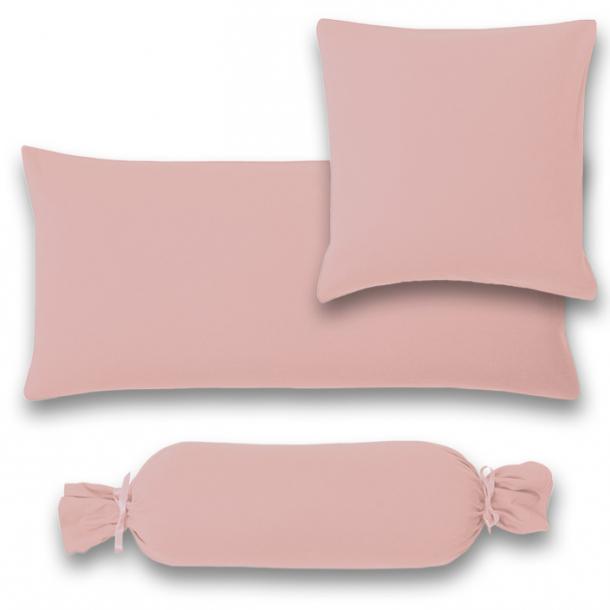 Kissenbezug Feinjersey | rosa
