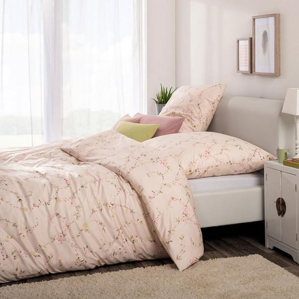 Bettwäsche Vivien | rosa