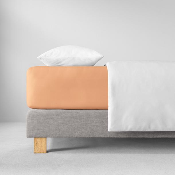 Spannbetttuch Zwirnjersey | sand 90-120 (Breite) x 200-220 (Länge)