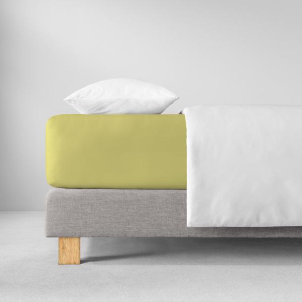 Spannbetttuch Zwirn-Jersey | lind 90-120 x 200-220