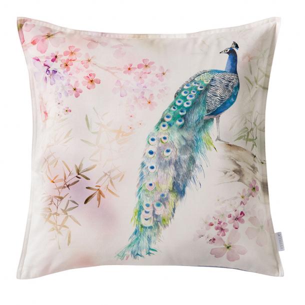 Dekokissenbezug Peacock | multicolor 50x50