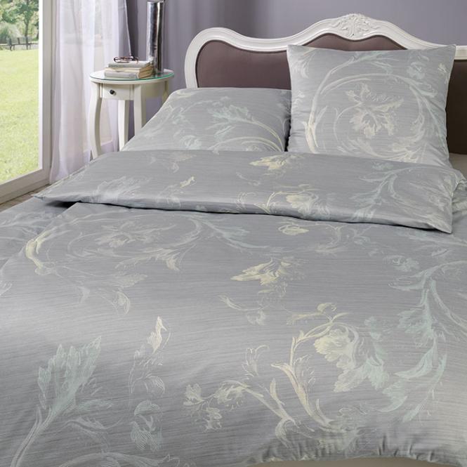 bettw sche estella graphit estella. Black Bedroom Furniture Sets. Home Design Ideas