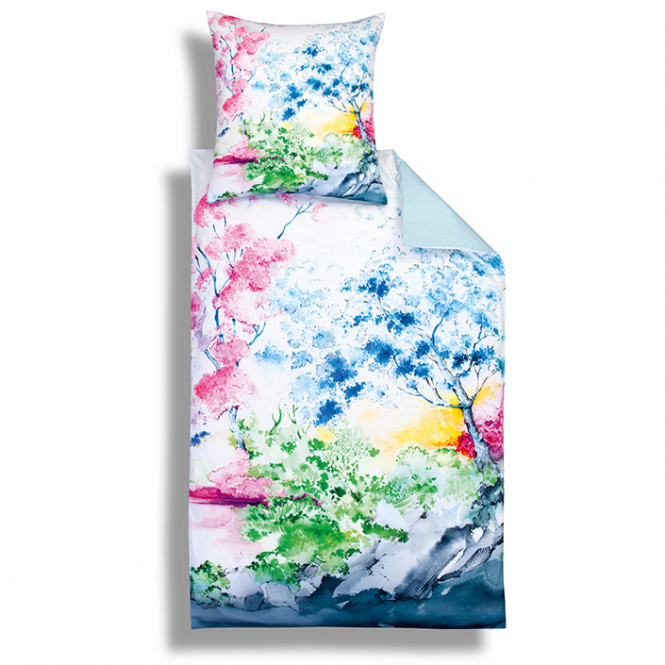 bettw sche asia multicolor estella. Black Bedroom Furniture Sets. Home Design Ideas