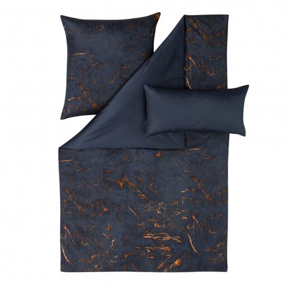 Bettwäsche Raphael | nachtblau