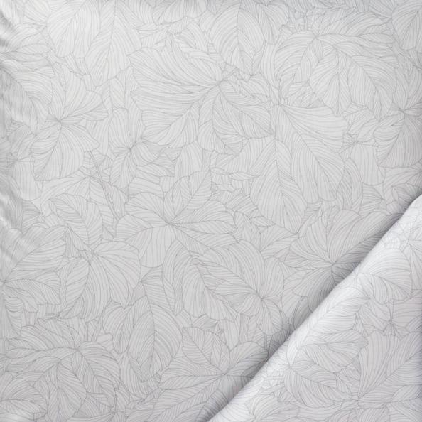 Bettwäsche Flora | silber