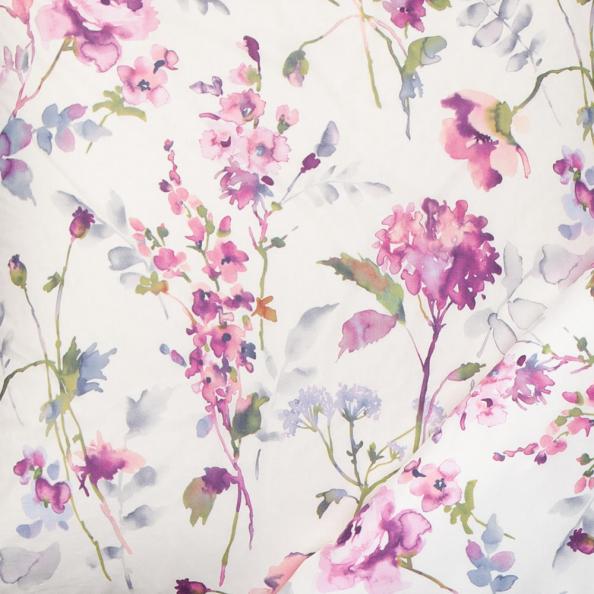 Bettwäsche Fleur | maulbeer