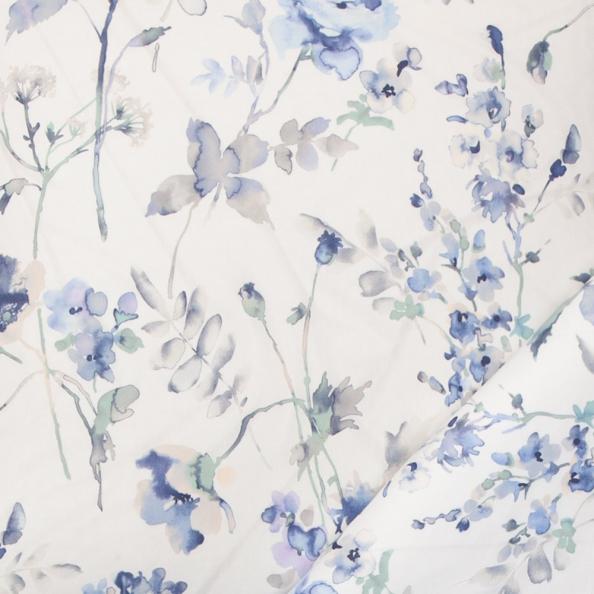 Bettwäsche Fleur | bleu