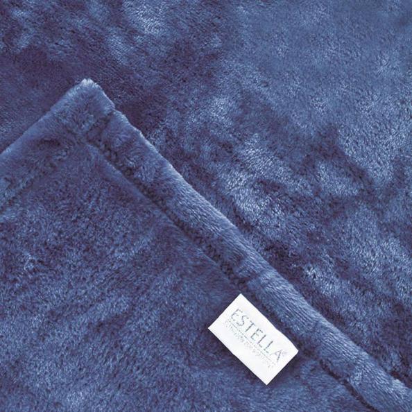 Kuscheldecke Polarflausch | blau