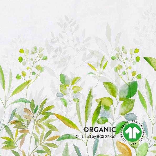 Bio-Bettwäsche Siwa | grün