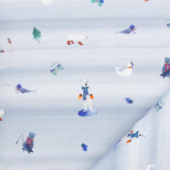 Bettwäsche Arktis | taube
