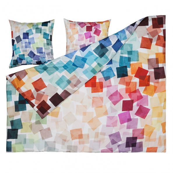 Bettwäsche Puzzle   multicolor