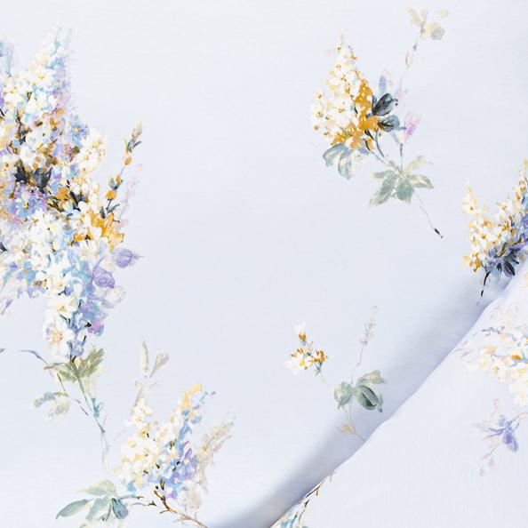 Bettwäsche Lilac | hellblau