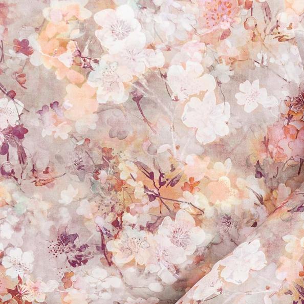 Bettwäsche Mirabella | rosenholz