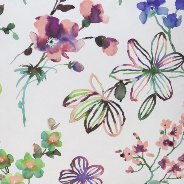 Dekokissenbezug Lily   multicolor