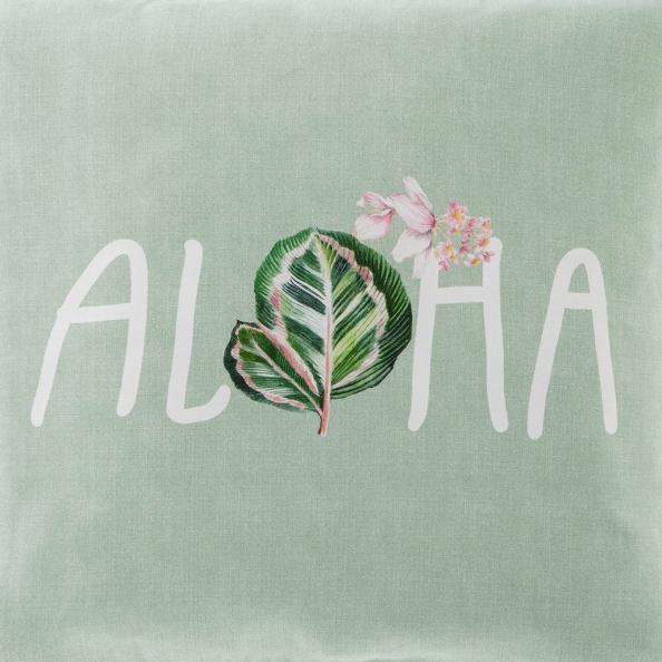 Dekokissenbezug Aloha | multicolor