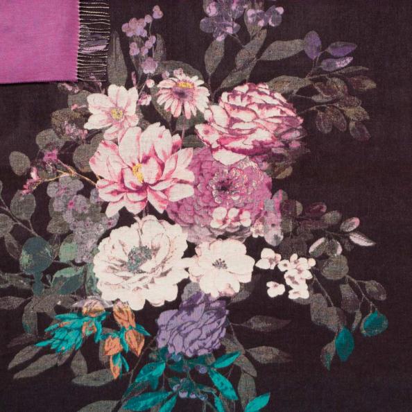 Plaid Flower Dream | multicolor